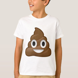 Le poopen Emoji T Shirts