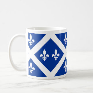 Le Quebec Råna Kaffemugg
