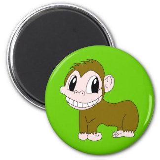 Le schimpansmagneten magnet