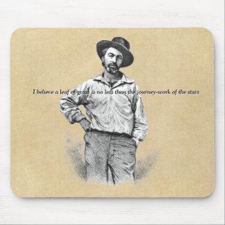 ❝Leaves av den Grass❞ Walt Whitman quotationen Musmatta