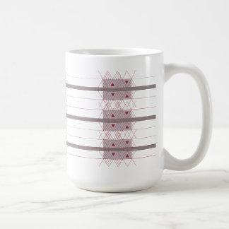 Leda i rör design kaffemugg