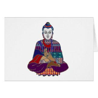 Ledar- andlig NVN659 för BUDDHA buddismlärare OBS Kort
