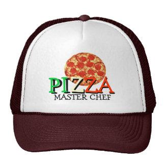 Ledar- kock för Pizza Keps