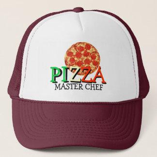 Ledar- kock för Pizza Truckerkeps