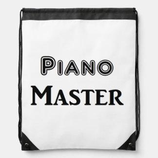 Ledar- piano gympapåse