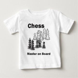 Ledar- schack ombord tee shirts