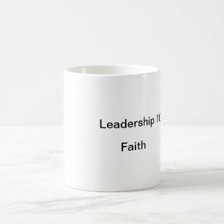 Ledership 101   tro kaffemugg
