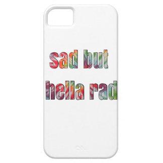 ledsen men hella rad iPhone 5 Case-Mate fodraler
