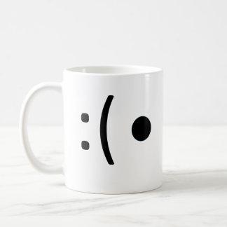 Ledsen periodmugg kaffemugg