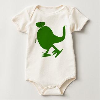 Ledsen t-rex body för baby