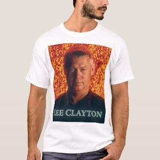 Lee Clayton vitskjorta T-shirts