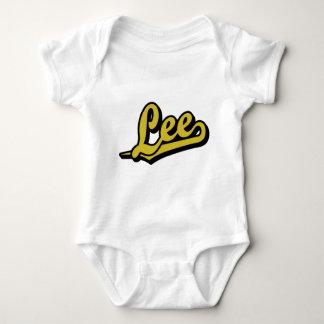 Lee i guld t-shirts