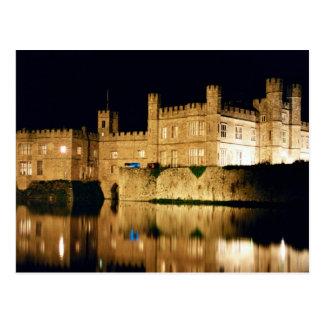 Leeds Castle Kent, England Vykort