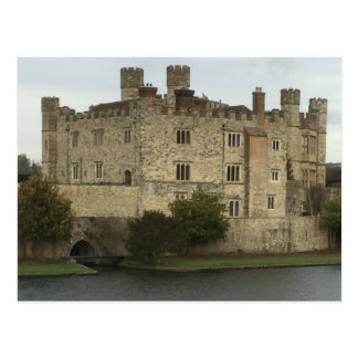 Leeds Castle Vykort