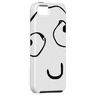 Leende iPhone 5 Case-Mate Fodraler