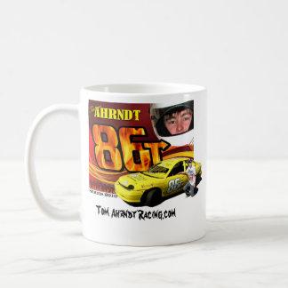 LEFTYMUGG, Tom Ahrndt Racing.com Kaffemugg