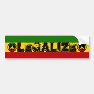 Legaliseraa bildekal