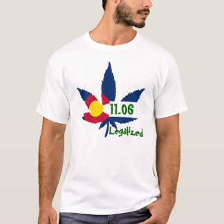 Legaliseraa Colorado Tee Shirt