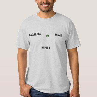 Legaliseraa ogräs tröja