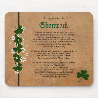 Legend av shamrocken - Shamrocks Musmatta