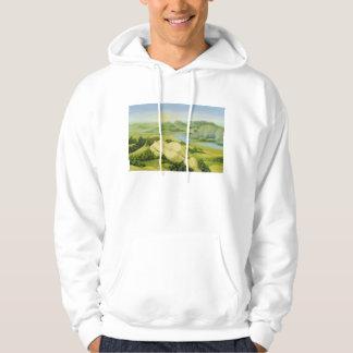 Legenden av Balaton 2003 Sweatshirt Med Luva