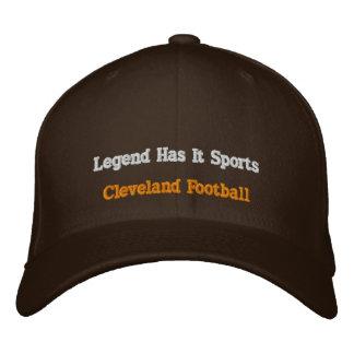 Legenden har det sportar broderad keps