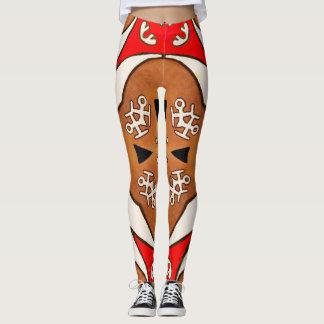 leggings med samisk design!