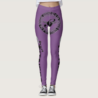 LEGGINS FÖR GALLETTI-FLICKA G-FITNESS LEGGINGS