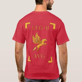Legio II Augusta Vexillum för romare 2 T-tröja Tröja