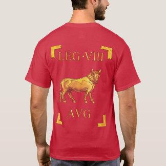 Legio VIII OctaviaAugusta Vexillum för romare 8 T Shirt