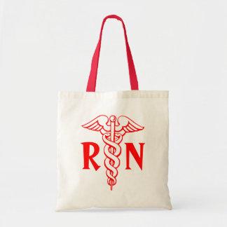 Legitimerad sjuksköterskatotot hänger lös den | RN Budget Tygkasse