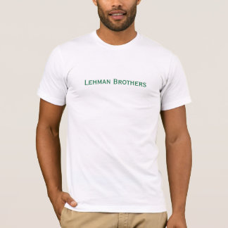 Lehman Brothers T Shirt