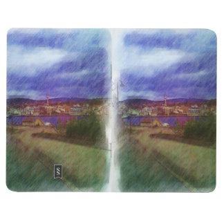 Leirvik stad anteckningsbok