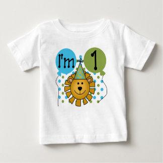 Lejon 1st födelsedag tröjor