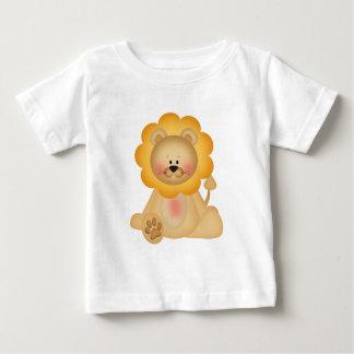 Lejon bebist-skjorta för tecknad tshirts