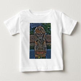 Lejon fontän tee shirts