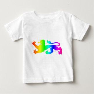 Lejon ## för regnbåge t-shirts