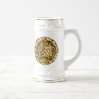 Lejon guld- öl Stein Sejdel