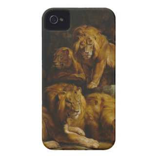 Lejon hålaiphone case iPhone 4 cases