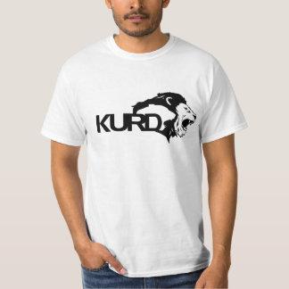 Lejon hjärta för Kurd T Shirt