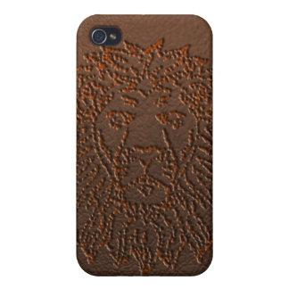 Lejon iphone case iPhone 4 fodraler