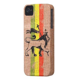 Lejon kung iPhone 4 case