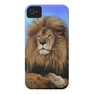 Lejon kung iPhone 4 Case-Mate skal