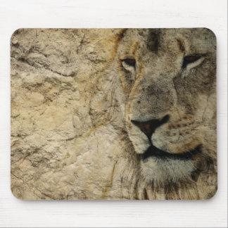 Lejon kung Mousepad Musmatta