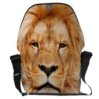 Lejon messenger bag