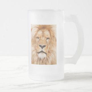 Lejon mugg