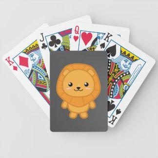 Lejona Kawaii Spelkort