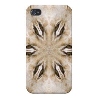 Lejona ögon - fodral för iPhone 4 iPhone 4 Hud