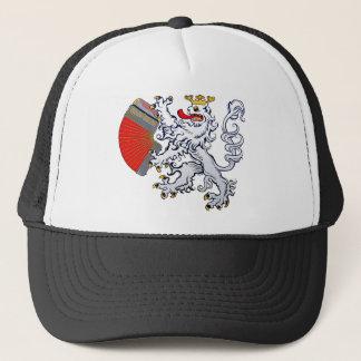 Lejont av den Bohemia hatten Keps