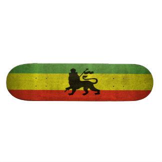 Lejont av Judah Mini Skateboard Bräda 18,5 Cm